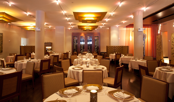 Michelin-starred Junoon also has a stellar wine list on offer © Junoon