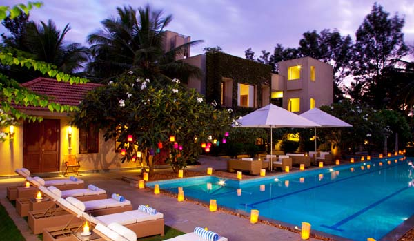 Shreyas Is At Once A Boutique Hotel And Yoga Retreat