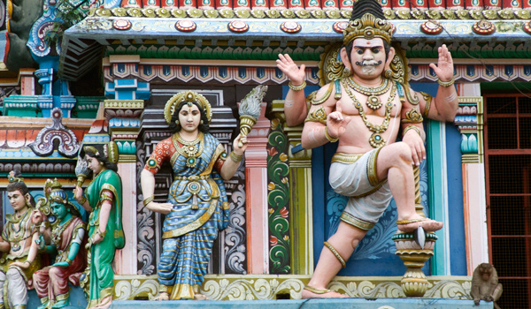 Temples in South India | Thillai Nataraja