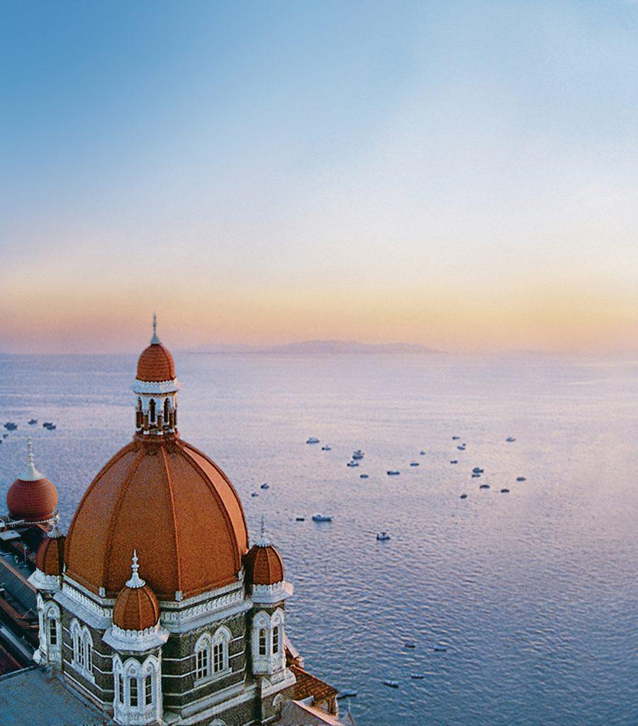 Taj Mahal Mumbai - Travel+Leisure World's Best Collection