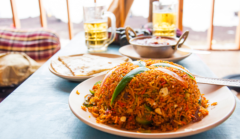 Food in India | Pulao