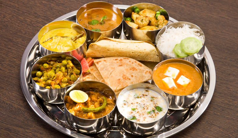 Food in India | Thali