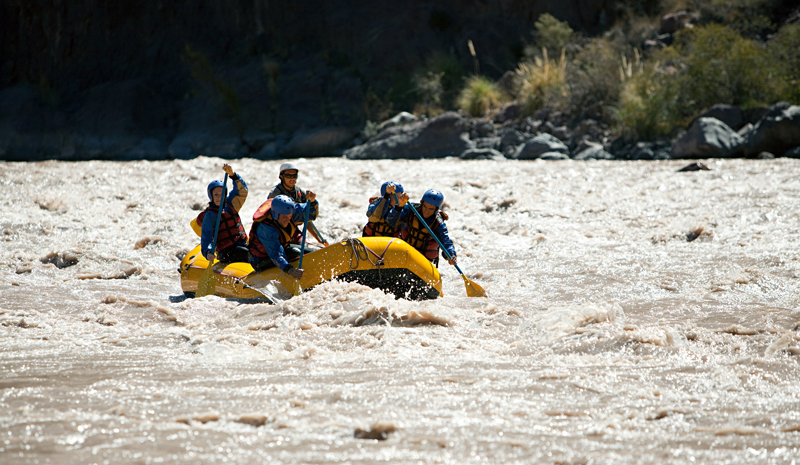 Indian Wellness | White Water Rafting