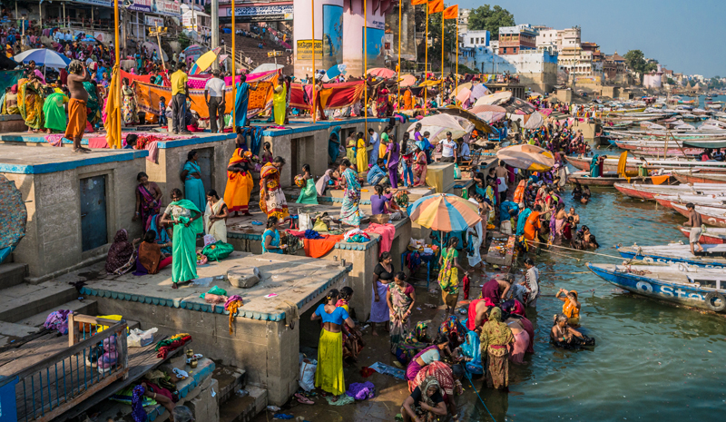 Indian Wellness | Varanasi Ghats