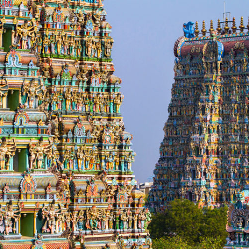 Indian Wellness | Tamil Nadu Temples