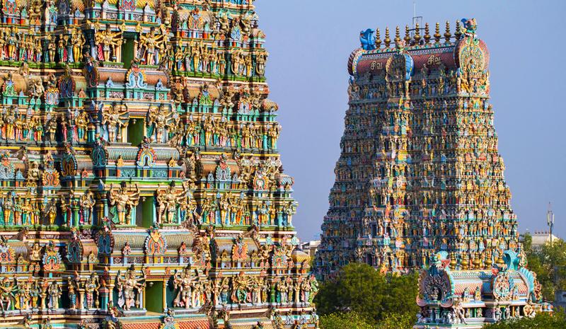 Indian Wellness | Tamil Nadu Temples