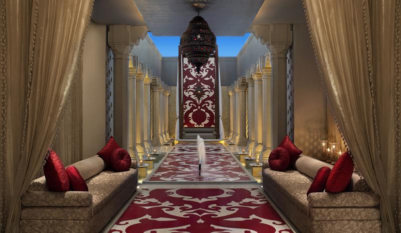 Indian Wellness | ITC Mughal Spa