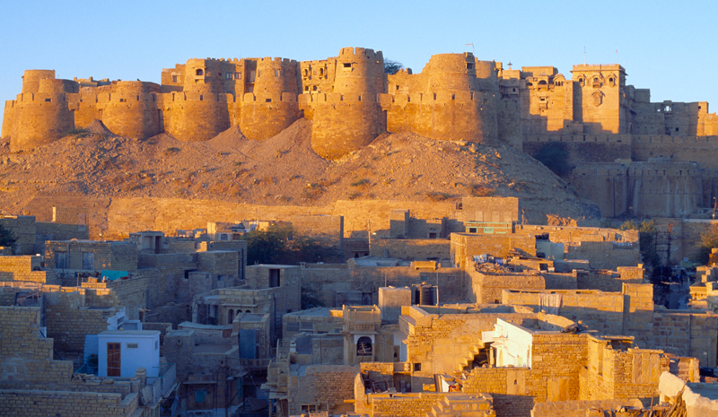 Rajasthan Landmarks | Jaisalmer Fort