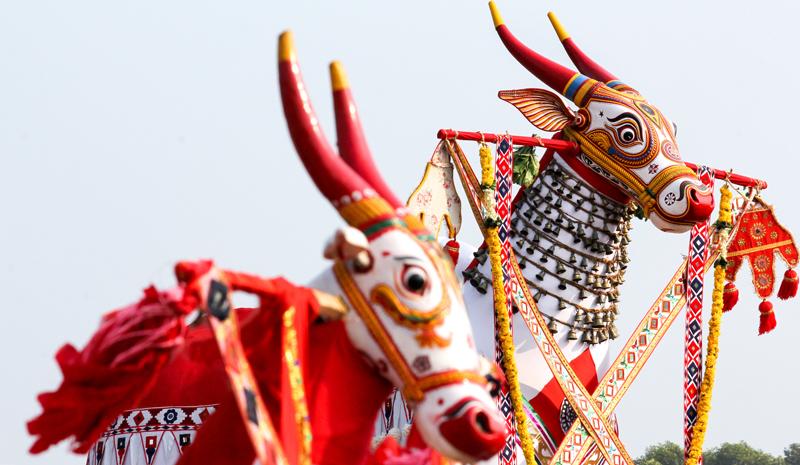 Indian Festivals | Kerala Temple Festival