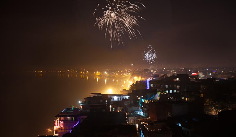 Indian Festivals | Diwali Fireworks