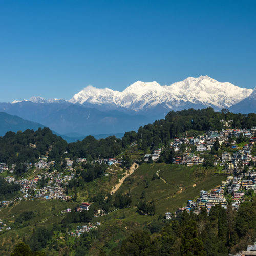 Mountain Hotels in India