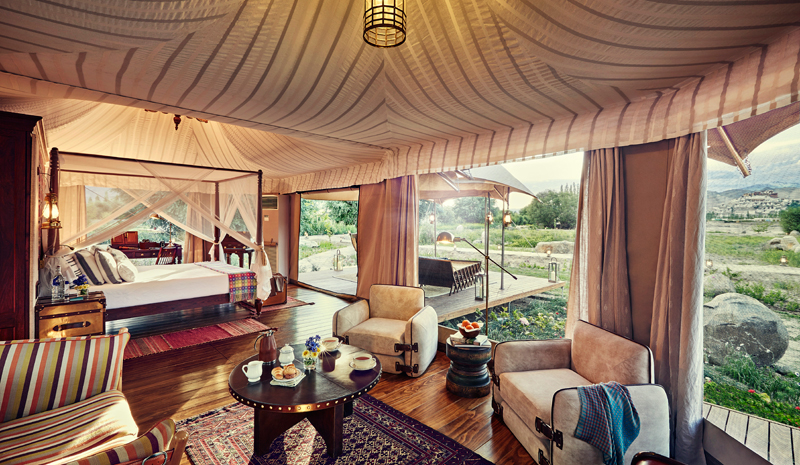 Mountain Hotels | The Ultimate Travelling Camp