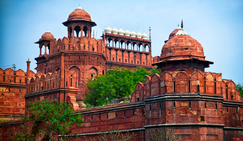 Landmarks in India | Red Fort