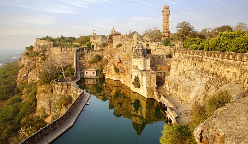 Landmarks in India | Chittorgarh Fort