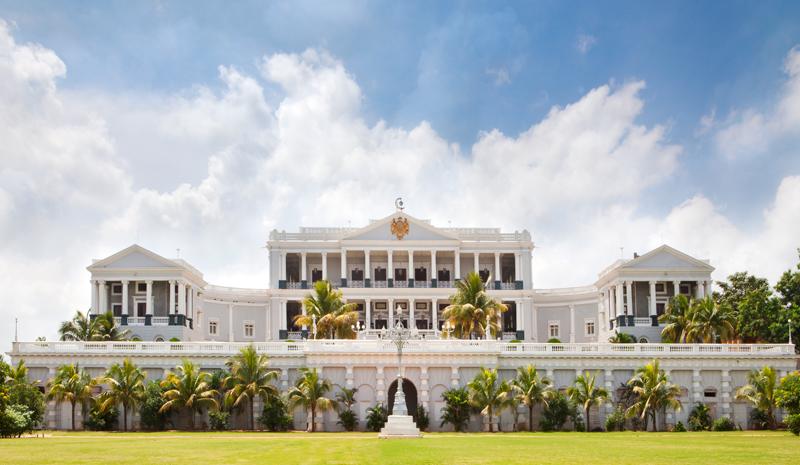 Landmarks in India | Falaknuma Palace