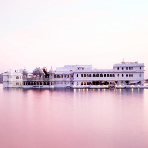 Landmarks in India | Lake Palace