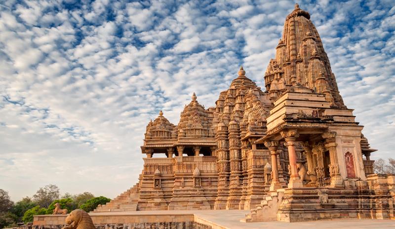 Landmarks in India | Khajuraho Temples