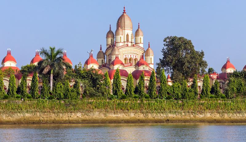 Landmarks in India | Dakshineswar Kali Temple