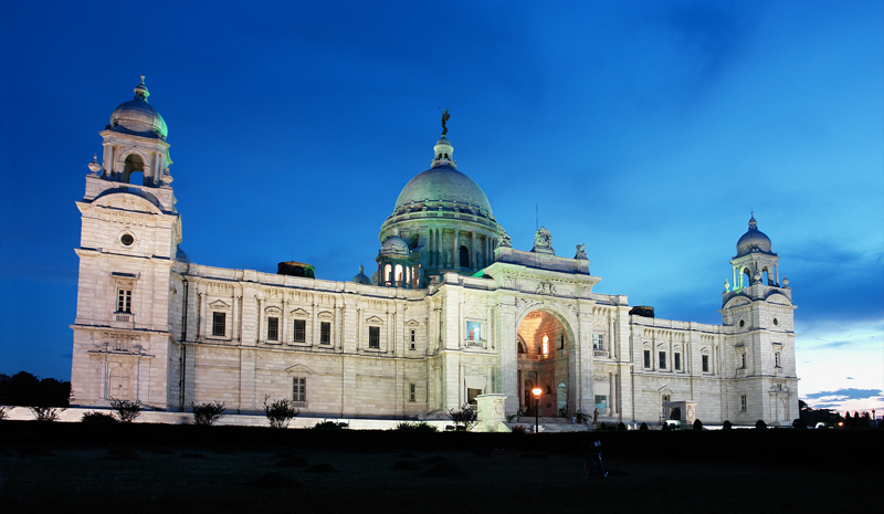 Landmarks in India | Victoria Memorial