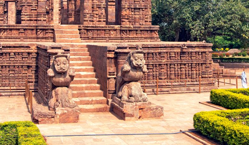 Landmarks in India | Konark Sun Temple