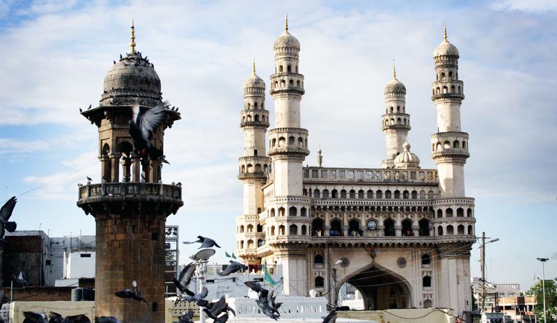 Landmarks in India | Charminar