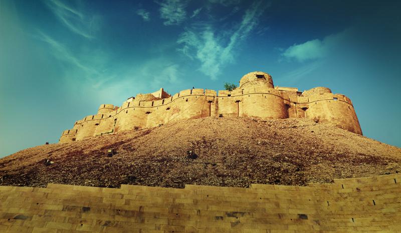 Landmarks in India | Jaisalmer Fort