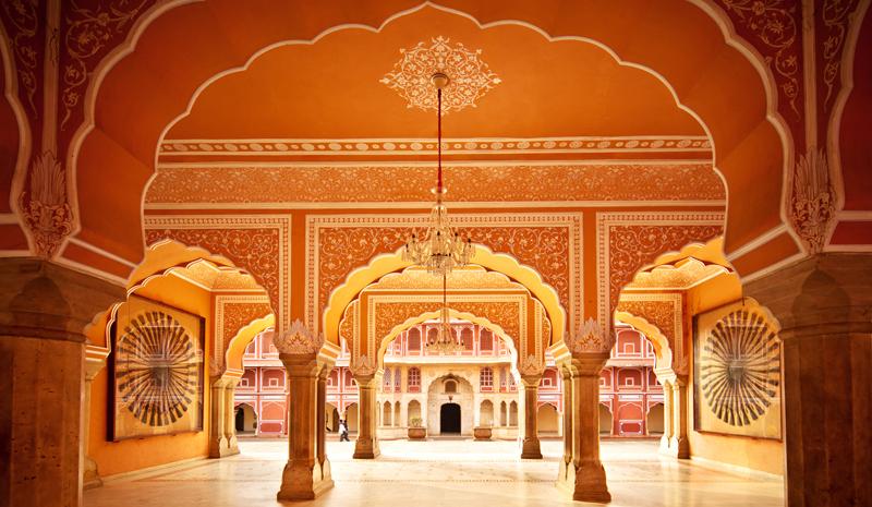 Landmarks in India | Amber Fort