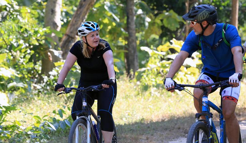 Bike4Tigers | Bikers