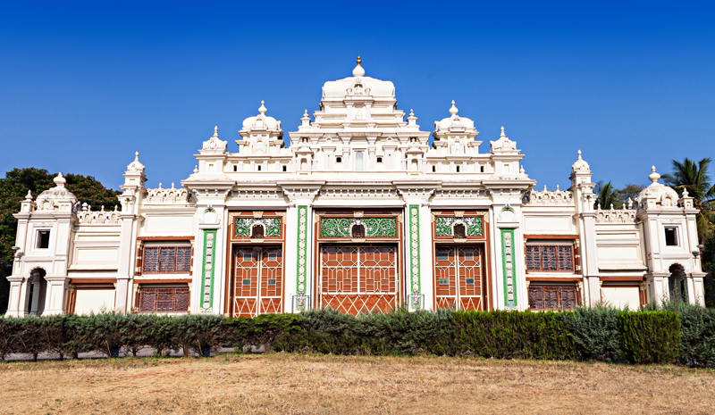 Things to Do in Mysore   Jaganmohan Palace