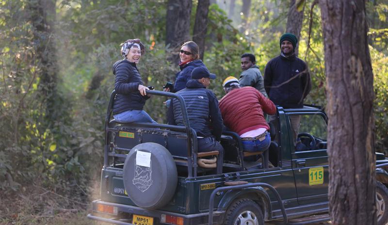Bike4Tigers | Jeep Safari