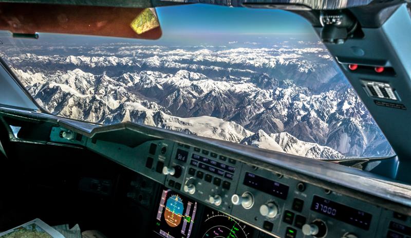 Himalayan India | Flight