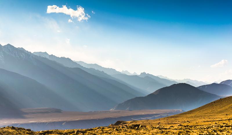 Himalayan India | Sunrise