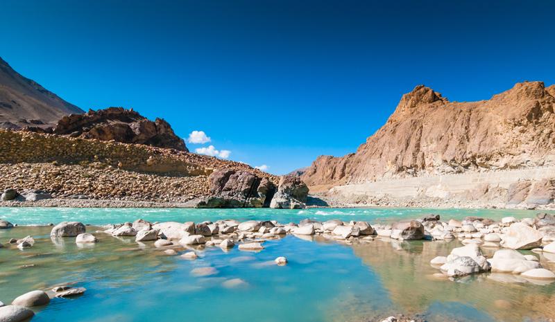 Himalayan India | River