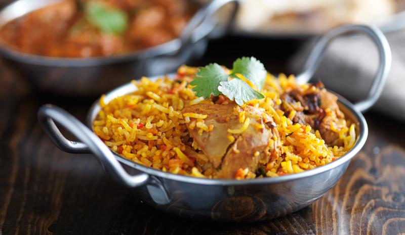 Chef Shipra Khanna | Biryani
