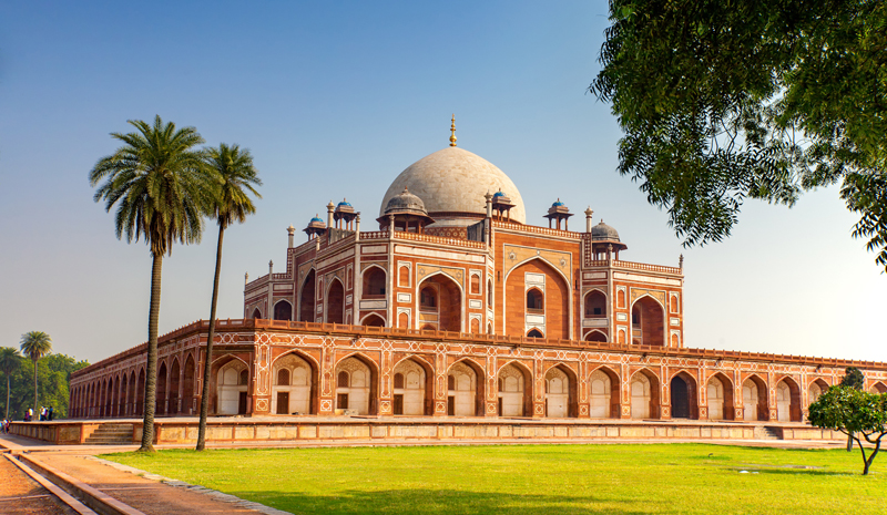 Humayuns Tomb | Joanna Lumley's India