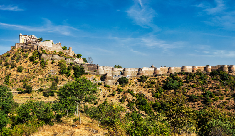 Explore Rajasthan on Foot | Kumbhalgarh Fort