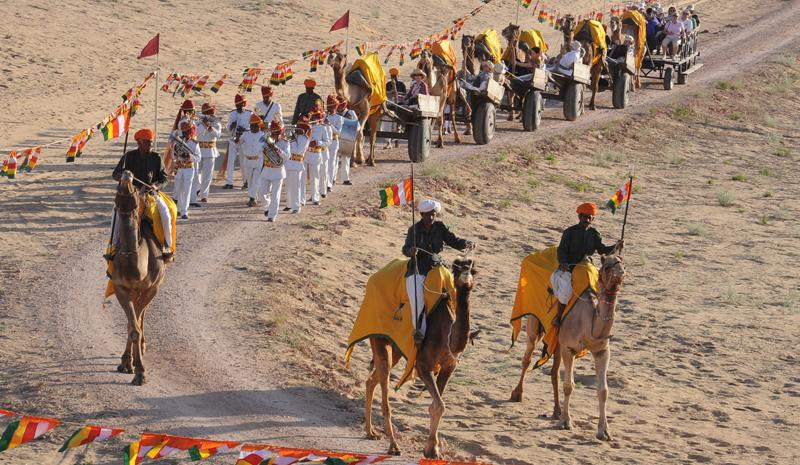 Rajasthan Desert Tour | Reggies Camel Camp Osian