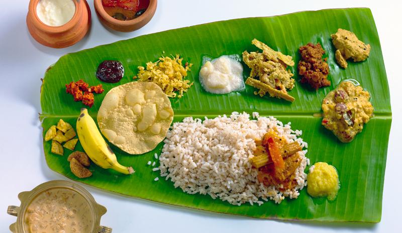 Traditional Keralan Dishes | Sadhya