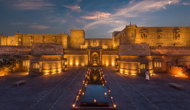 Rajasthan Desert Tour   Suryagarh