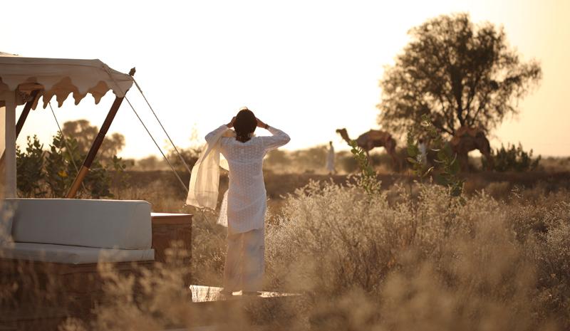 Rajasthan Desert Tour   The Serai