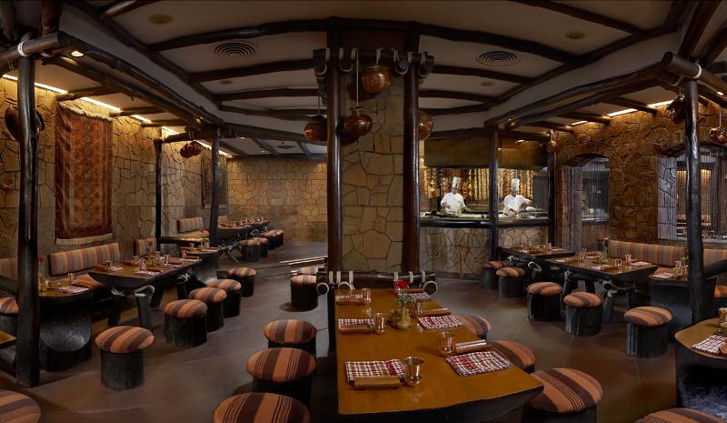 Best Restaurants in India | Bukhara