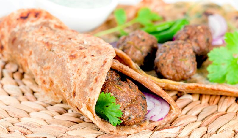 Best Restaurants in India | Khan Chacha