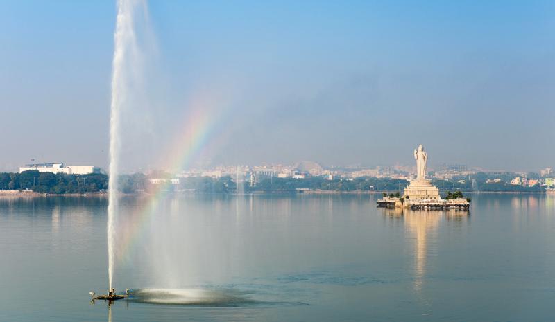 Best Restaurants in India | The Water Front