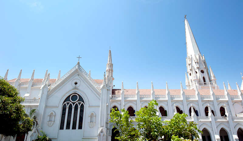 Guide to Chennai | Santhome Basilica