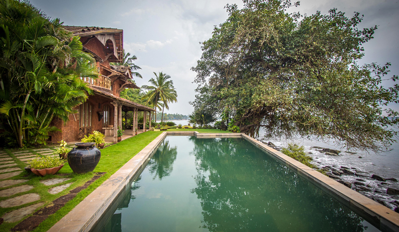 New Year's Eve in India | Ahilya by the Sea