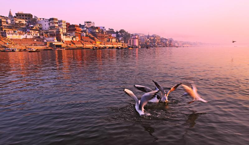 Ganges Travel | Dawn Tour Varanasi