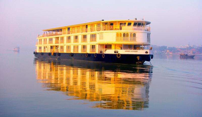 Ganges Travel | Ganges Voyager