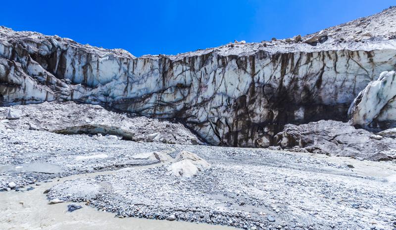 Spiritual Experiences in India | Gangotri Glacier