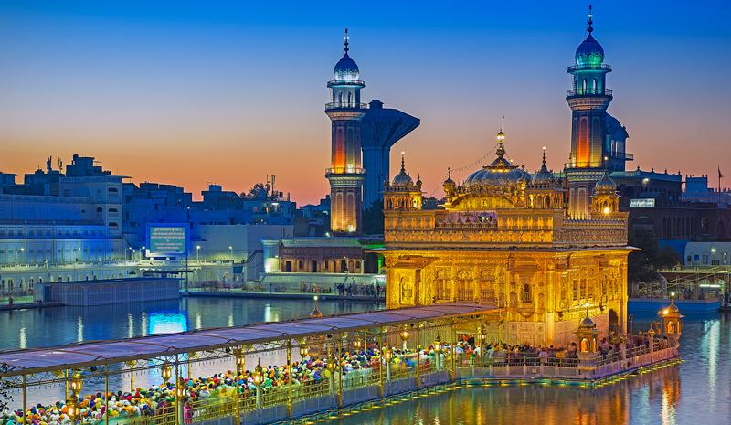 Spiritual Experiences in India | Golden Temple