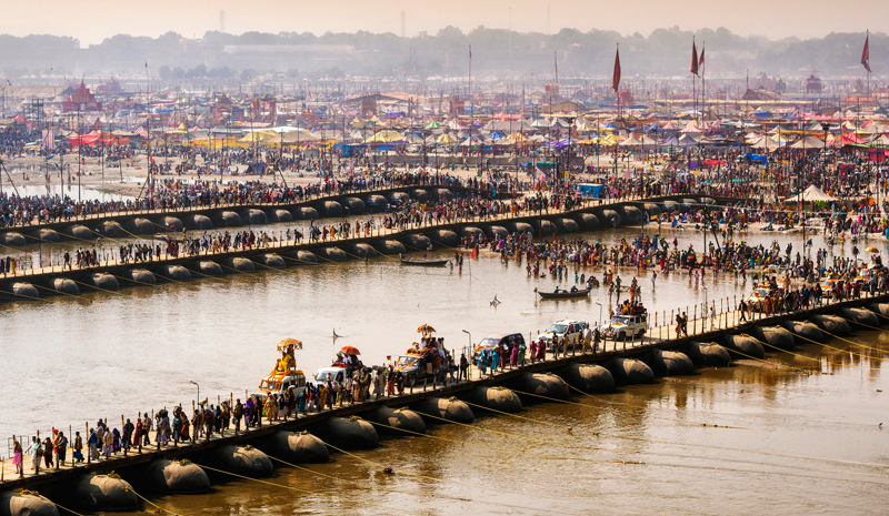 Spiritual Experiences in India | Kumbh Mela